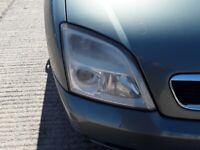 Vauxhall Vectra #3 5 Door 2002-2008 HEADLAMP HEAD LIGHT/LAMP FRONT RIGHT