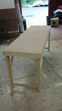 More details for model railway baseboard   1200mm x 600mm baseboard complete with 900mm legs