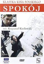 Spokoj (DVD) Krzysztof Kieslowski (Shipping Wordwide) Polish film