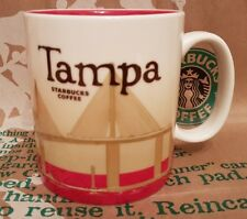 Starbucks Coffee City Mug/Tasse/Becher TAMPA,Global Icon, NEU&unbenutzt mit SKU!