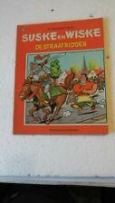 SUSKE EN WISKE T83 DE STRAATRIDDER Réedition 1971 BON  ETAT
