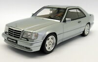 Otto Models 1/18 scale Model Car - OT731 Mercedes Benz C124 E36 AMG Silver