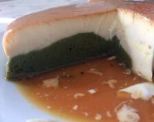 Nuvitas' recipe matcha sponge creme brûlée double layer cake FREE POSTAGE