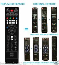 Blu-ray Disc PLAYER 7in1 replac remote AKB73615702 for BP620 BP620N BD620 BP130