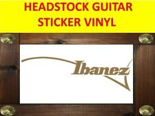 IBANEZ GOLD LEFT HANDED GUITAR ZURDO HEADSTOCK VISIT OUR STORE WITH MORE MODELS