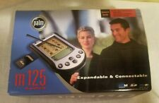 Palm Pilot M125 Handheld Electronic Palm Pilot New In Open Box w/ software