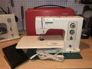 Vintage BERNINA 830 Record Sewing Machine - Very Clean