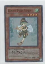 2007 Yu-Gi-Oh! Tactical Evolution #TAEV-EN021 Lucky Pied Piper YuGiOh Card 0b5