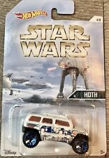 Hot Wheels 🚗 Star Wars Hoth Hummer - Brand New