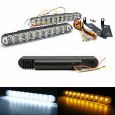 2 x 30LED Car Truck Daytime Running Light DRL Turn Signal Indicator Fog Lamp UK