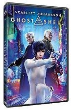 GHOST IN THE SHELL: EL ALMA DE LA MAQUINA DVD NUEVO ( SIN ABRIR ) SCARLETT J.