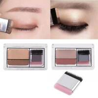 Double Color Eye Shadow Shimmer Eyeshadow Makeup Waterproof Double-layer Glitter
