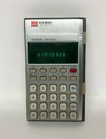Vintage Sharp Elsi Mate EL-8118 Electronic Calculator LCD Display Tested Works