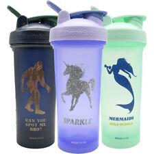 Blender Bottle criaturas mágicas clásico agitador mezclador de 28 oz taza con tapa de bucle