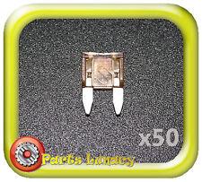 FUSE Wedge Standard Mini Blade 7.5 Amp Brown x50