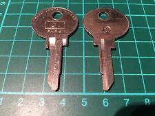 Original Audi Oldtimer Clé brut schließsystem 443837220 C brut