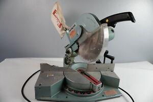 "Hitachi C10FC2 10"" Compound Miter Chop Cut off Saw - Lightweight Aluminum Base"