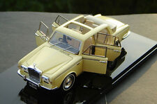 1/43 Rolls-Royce Silver Shadow Activities roof ( light  yellow)