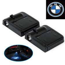 A58 2 Stück Wireless Auto Tür Licht LED Car Willkommen Projector Logo für BMW