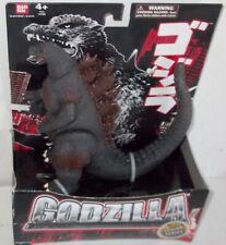 """Bandai Godzilla Vinyl Figure Fusion Series 7"""" 2002 BURNING GODZILLA NEW MIB"""