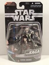 Star Wars Saga Figure  GENERAL GRIEVOUS    Revenge Of The Sith 2006 MOC