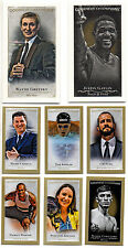 2016 Upper Deck Goodwin Champions Mini Canvas or Gold Border You Pick the Card