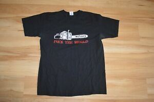 The Meteors FTW T-Shirt M Psychobilly