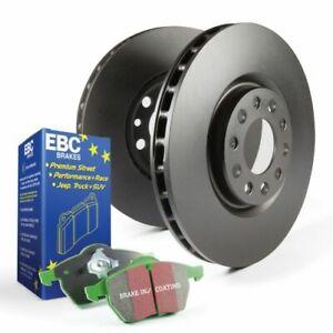 EBC S14KR1117 Rear Disc Brake Kit For 2010-2017 Lexus RX350 NEW