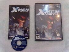 X-MEN LEGENDS, NINTENDO GAMECUBE/GC/GAME CUBE