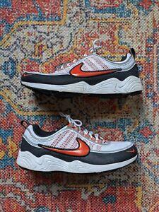 Nike Air Zoom Spiridon Team Orange Men's 10