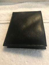 New Credit Card Wallet Genuine Leather Mens New Store Buy Out Free Shipping