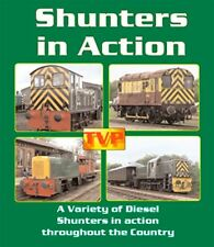 Shunters in Action * Blu-ray