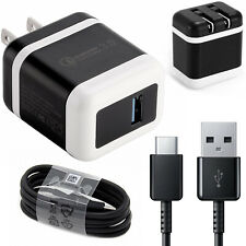 OEM Fast Charging USB Wall Charger Plug Power Adapter FOR Samsung Android iPhone