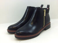 Tommy Hilfiger Women's Shoes Boots, Black, Size 5.5