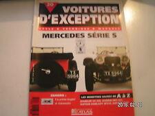 **a Voitures d'exception n°20 Mercedes Benz série S / Daimler V8 250