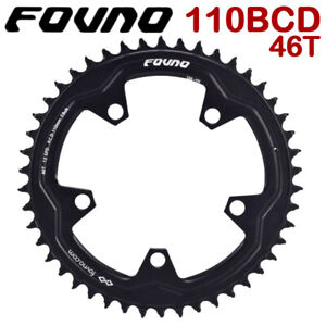 DECKAS 110BCD Chainring Narrow Wide Round Chain Ring 38 40 42 46 48 50 52 54 58T