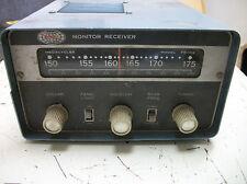 Sonar Radio Corp Monitor Receiver FR-102