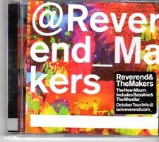 (DN524) Reverend & The Makers, New Album - 2012 DJ CD