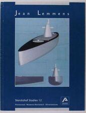 Belgian Silversmith Jean Lemmens & Studio Sterling Silver -Antwerp Catalog