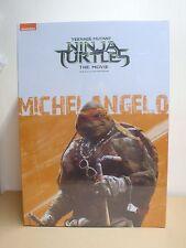 READY ThreeZero TMNT Teenage Mutant Ninja Turtles Movice Michelangelo 1/6 Figure