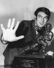 1969 Oklahoma Sooners STEVE OWENS Glossy 8x10 Photo Print College Heisman Trophy