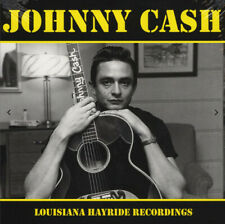 JOHNNY CASH LOUISIANA HAYRIDE RECORDINGS only 500 pressed Limited NEW sealed