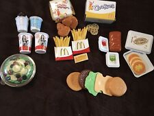 Lot Of Mcdonalds Replacement Food For Drive Thru VGC