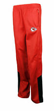 Outerstuff NFL Youth Girls Kansas City Chiefs Performance Active Pants, Red