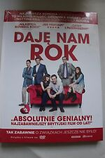 Daję Nam Rok DVD POLISH NOWY (English Subtitles)