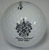3 Dozen Donald Trump National Golf Club Logo Mint Used Taylor Made Golf Balls