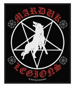 MARDUK - Patch Aufnäher Legions 8 x 10cm