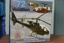 AVIATION 72 1:72 WESTLAND GAZELLE AH.1 - ROYAL MARINES FALKLANDS 1982 AV7224007
