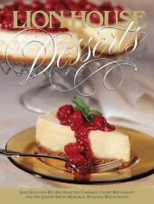 Lion House Desserts-ExLibrary