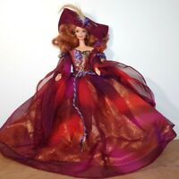 Vintage 1995 Enchanted Seasons Collection Autumn Glory Barbie doll Mattel